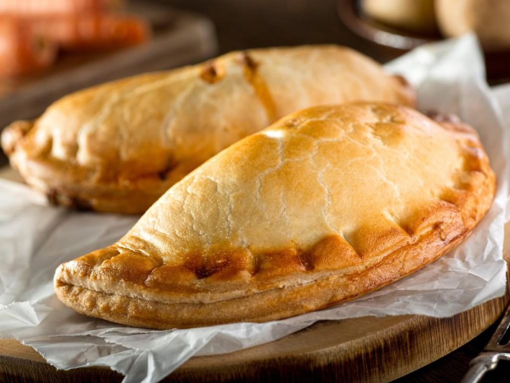 the little pig's fantastic pasties